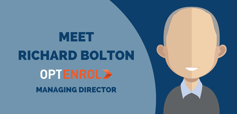 Meet Richard Bolton, Managing Director