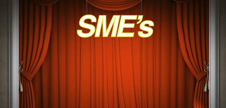 SME's Take Centre Stage